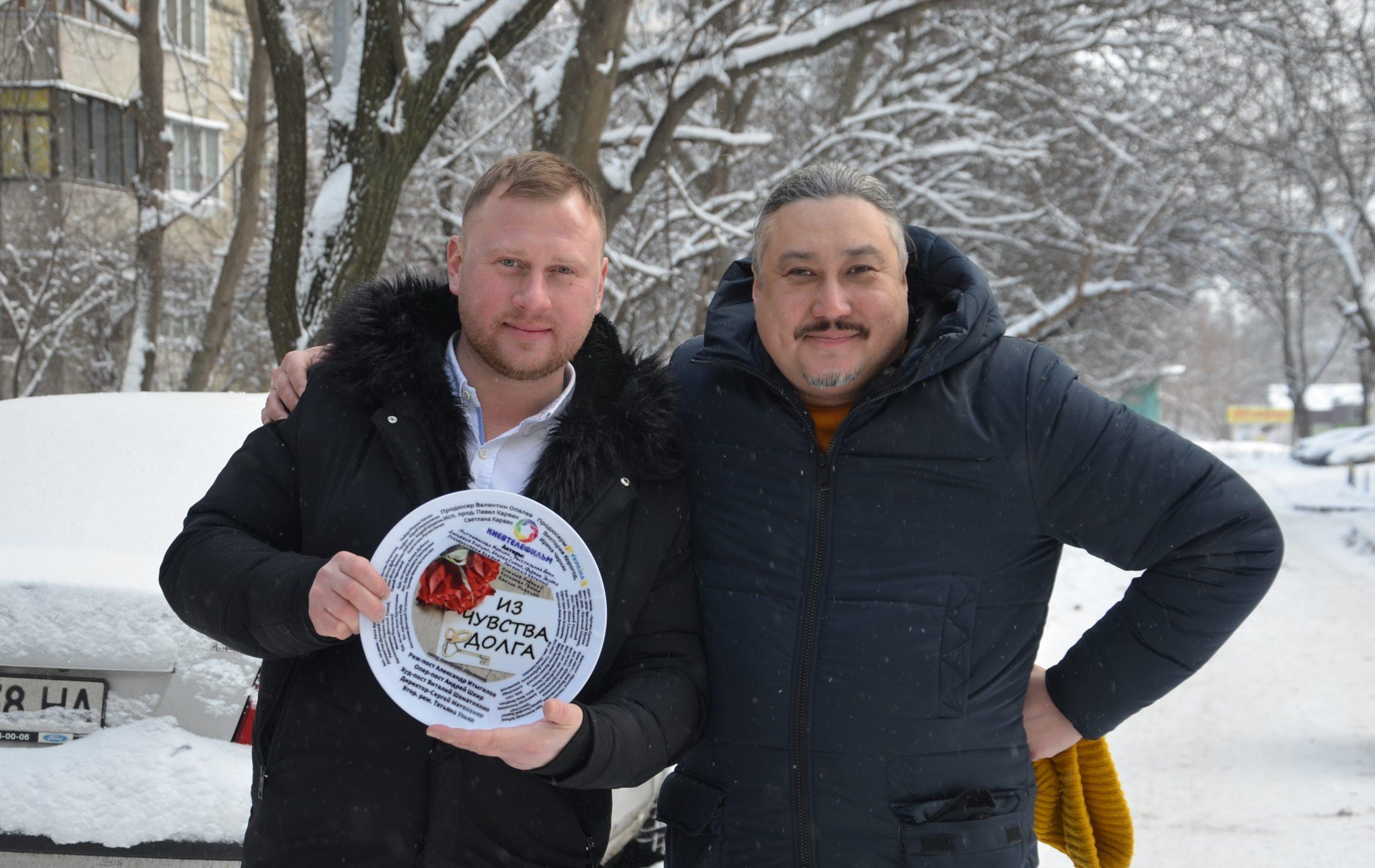 «Київтелефільм» розпочав зйомки серіалу «З почуття обов'язку»