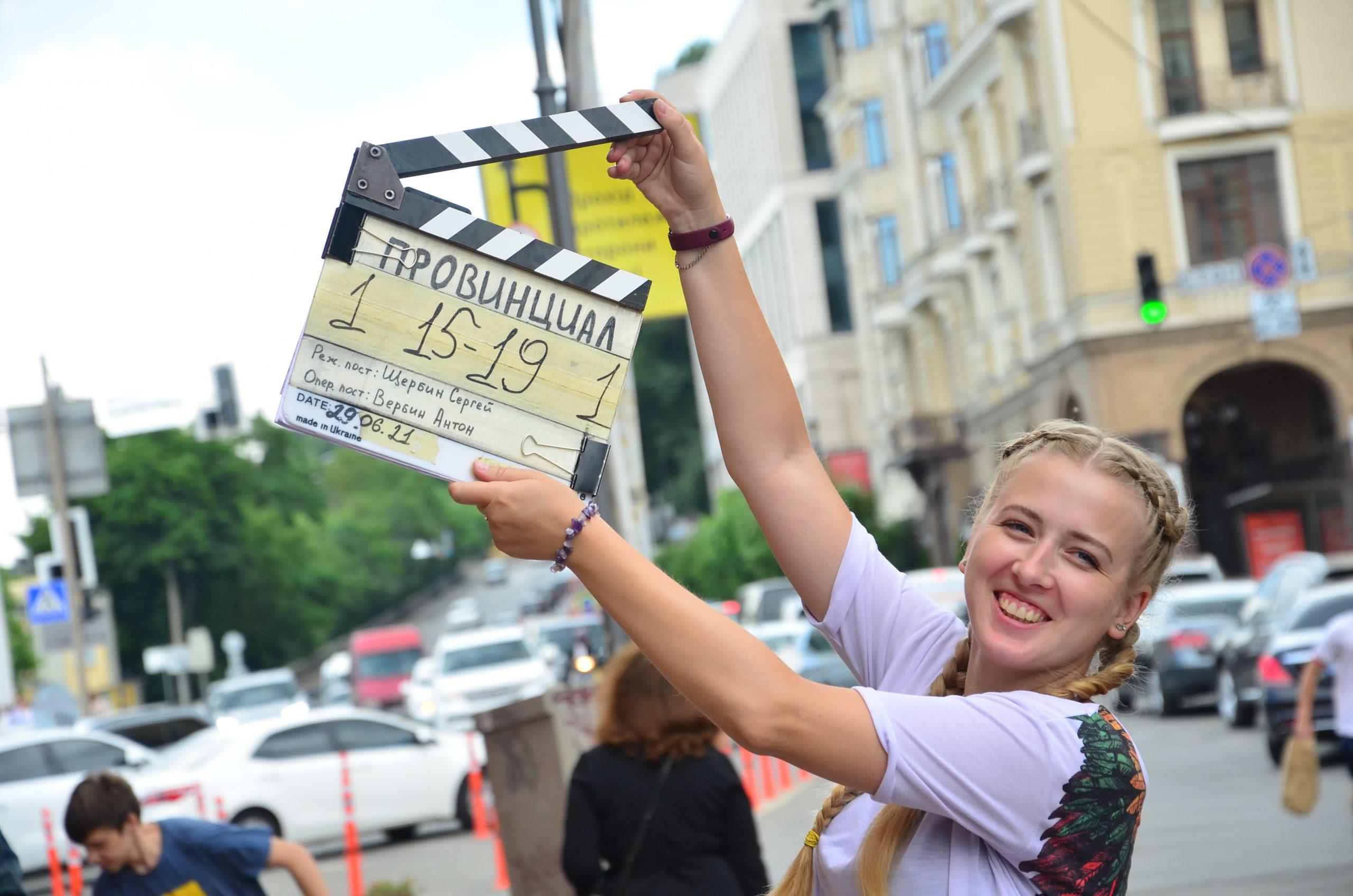 Зйомки серіалу «Провінціал»: Про роботу творчої групи