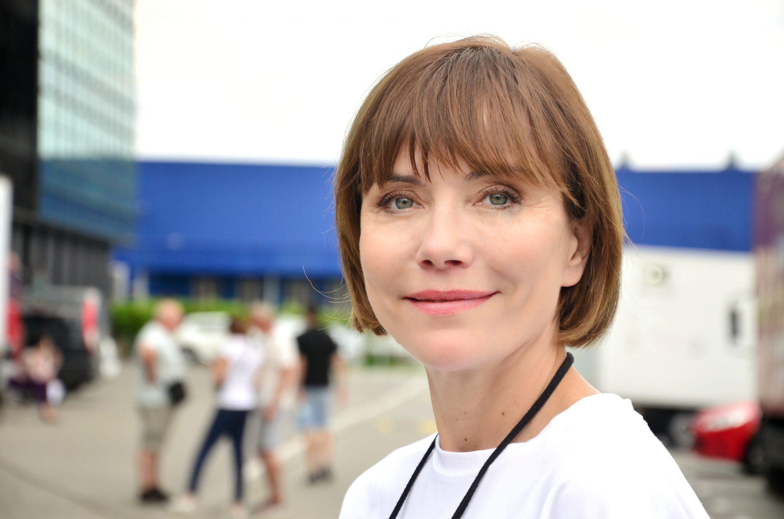 Катерина Семенова: В компанії знімальної групи «Київтелефільма» почуваю себе як вдома